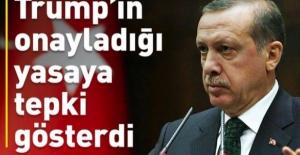 Son dakika: Erdoğan, YPG'ye ağır silah verilmesine tepki gösterdi