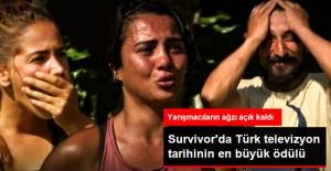 Survivor'da Acun'un Vereceği Ödül Ağızları Açıkta Bıraktı!