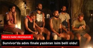 Survivor'da Kıbrıs Finaline Kalan İsim