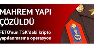 Tekirdağ merkezli 20 il ve KKTC'de FETÖ operasyonu