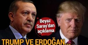 Trump-Erdoğan görüşmesi 16 Mayıs'ta