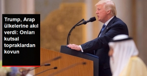 Trump: Onları Kutsal Topraklarınızdan ve Bu Dünyadan Uzaklaştırın