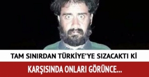 Türkiye sızmaya çalışan 3 terörist yakalandı