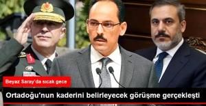 Üst Düzey Türk Heyeti ABD'nin Güvenlik Danışmanıyla Görüştü: Masada Suriye Var