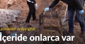 Uzmanlar Rus generalin cesedinin bulunduğu alanda
