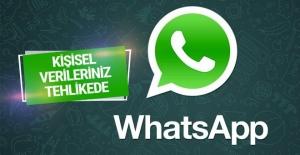 WhatsApp için flaş karar! Kişisel verileriniz...