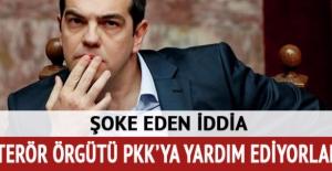 Yunan anarşistlerin PKK'nın Suriye kolu YPG ile birlikte DEAŞ'a karşı savaştığı iddia edildi