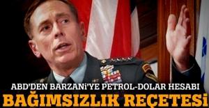 ABD'den Barzani'ye 'petrollü bağımsızlık' reçetesi