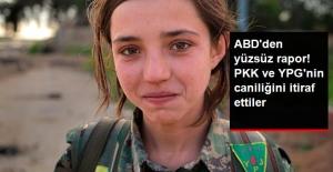 ABD'den Yüzsüz İtiraf: Terör Örgütü PKK ve YPG Küçük Çocukları Kaçırıp Savaştırıyor