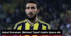 Aykut Kocaman, Mehmet Topal'ın Yerine De Souza'yı Düşünüyor