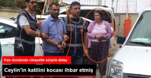 Ceylin#039;in Katilini Kocası İhbar...