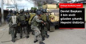 Duterte Ordusuna DEAŞ Militanlarını Her Koşulda Öldürün Talimatı Verdi