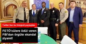 FETÖ'cülere Ödül Veren FBI'dan Bir Skandal Daha! Örgütün İftar Yemeğine Katıldılar