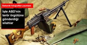 İşte ABD'nin Terör Örgütü YPG'ye Gönderdiği Silahlar