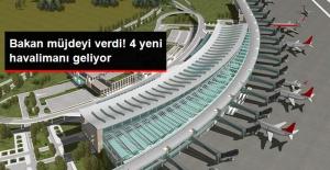 Karaman, Yozgat ve Bayburt-Gümüşhane'ye Havalimanı Yapılacak