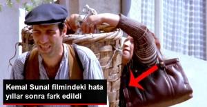 Kemal Sunal Filmindeki Hata Yıllar Sonra Fark Edildi