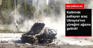 Kiev'de Yürekleri Ağza Getiren Patlamada Suikast İzi! Albay Hayatını Kaybetti