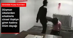 Kuzey Kore'de Ölümcül Cinsel İlişki Dayağı