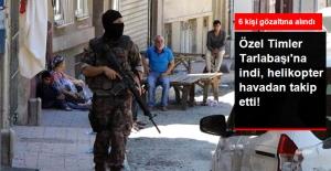 Özel Timlerden Beyoğlu'nda Helikopter Destekli Operasyon