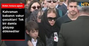 Şehit Tümgeneral Aydoğan Aydın Son Yolculuğuna Uğurlanıyor