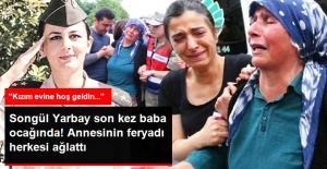 Şehit Yarbay Songül Yakut#039;un...