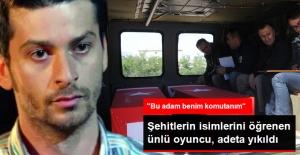 Şırnak'ta Şehit Düşen Yüzbaşı, Oyuncu Onur Özaydın'ın Komutanı Çıktı
