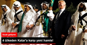 Suudi Arabistan, BAE, Bahreyn ve Mısır'dan Ortak Katar Bildirisi