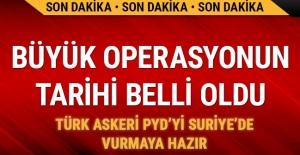 #039;Tel Rıfat ve Afrin#039;e yönelik...