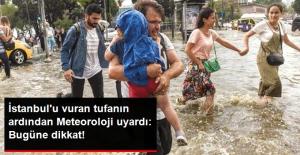9 Günde 2. Tufanı Yaşayan İstanbullulara Uyarı: Bugüne Dikkat!