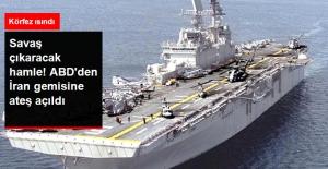 ABD Donanmasından, İran Sahil Güvenlik Botuna Ateş Açıldı