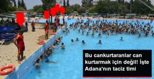 Adana'da Eğlence Havuzunda Taciz Olayları Artınca 12 Kişilik Özel Taciz Timi Kuruldu