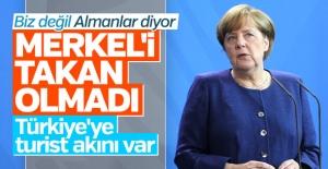 Alman turistler Türkiye planlarını değiştirmedi