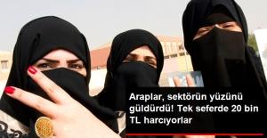 Arap Turistler, Türkiye'de Kozmetiğe Bir Seferde 20 Bin TL Harcıyor