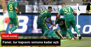 Avrupa Ligi Ön Elemesi'nde Fenerbahçe, Sturm Graz'ı 2-1 Yendi