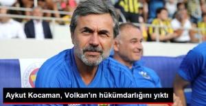 Aykut Kocaman, Sturm Graz Maçında Kaleye Kameni'yi Koyacak