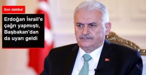 Başbakan'dan İsrail'e Mescid-i Aksa Uyarısı: Yönetimin Yanlıştan Dönmesini Bekliyoruz