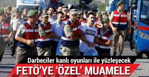 Cezaevindeki FETÖ'cülere 15 Temmuz Destanı izletilecek