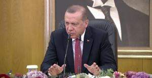 Cumhurbaşkanı Erdoğan'dan PYD'nin isim değişikliğine ilişkin FLAŞ açıklama: Biz kimin kim olduğunu iyi biliyoruz!