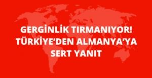 Cumhurbaşkanlığı Sözcüsü: Kimse Türkiye'ye Parmak Sallayarak Hiza Göstermeye Kalkmasın