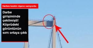 Darbe Girişimi Sırasında Köprüde Görülen Nesnenin Vinç Olduğu Ortaya Çıktı