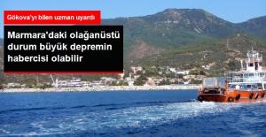 Deprem Uzmanı Uyardı: Marmara Denizi'ndeki Aşırı Isınma Büyük Depremin Habercisi Olabilir