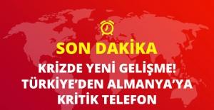 Dışışleri Bakanı Çavuşoğlu, Alman Mevkidaşı ile Telefonda Görüştü