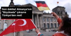 Dışişleri'nden Almanya'ya Sert Tepki: Türk Yargısına Müdahale, Kabul Edilemez