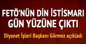 Diyanet İşleri Başkanı Görmez: (FETÖ elebaşı Gülen) Kur'an'ın ayetlerini suistimal ediyor