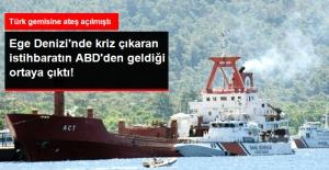 Ege Denizi'nde Kriz Çıkaran İstihbaratın ABD'den Geldiği Ortaya Çıktı