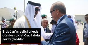 Erdoğan'ın Katar Ziyareti, Ülkede Gündem Oldu!