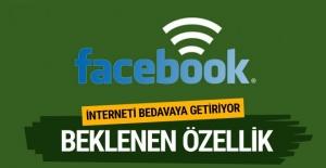 Facebook ücretsiz Wi-Fi özelliği devrede