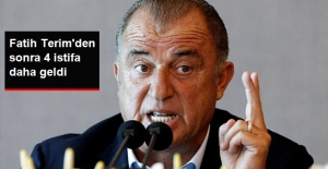 Fatih Terim'in Kadrosundan 4 İsim İstifa Etti