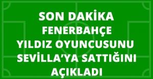 Fenerbahçe, Simon Kjaer'in Sevilla'ya Transfer Olduğunu Açıkladı