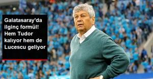 Galatasaray'da Hem Lucescu Hem de Igor Tudor Görev Yapacak